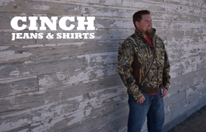 Buy or Bust – CINCH Heavyweight Bonded Fleece Outdoor Jacket