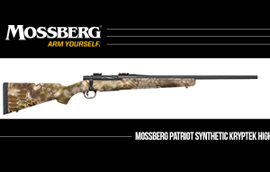 Buy or Bust – Mossberg Patriot Synthetic Kryptek Highlander Camo
