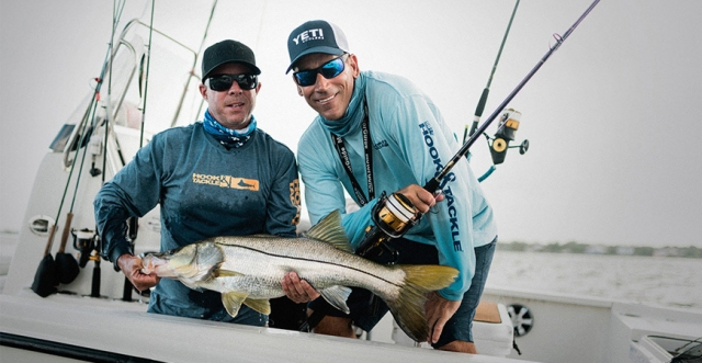 Florida Snook Fishing with Captain George Gozdz