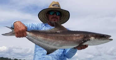 """Incredible Inshore & Offshore Fishing Opportunities With Captain Todd Jones of """"Emerald Tails"""""""