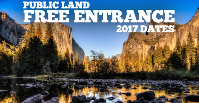 Free Entrance Days – Public Lands