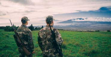 Axis Deer and Hog Hunting in Hawaii with Kyle Green