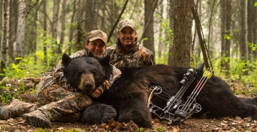 Boone and Crockett Bear and First Time Hunts With Gregg Ritz