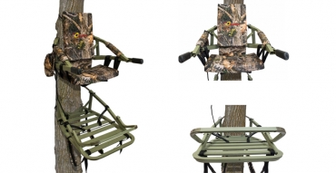 Buy or Bust – API Outdoors' Alumi-Tech Bowhunter Climbing Treestand