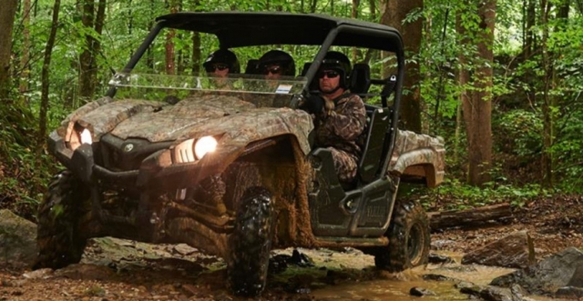 Yamaha ATV's and Side-by-Sides