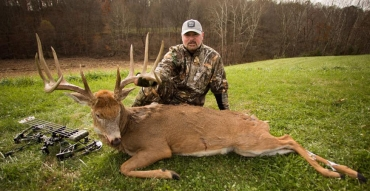 Buckventures: Alleviating Early Season Whitetail Woes With Jeff Danker