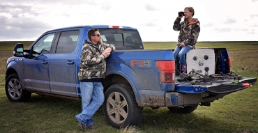 Ford's F-150 3.0 Liter V6 Power Stroke Turbo-Diesel, Me, and Beyoncé