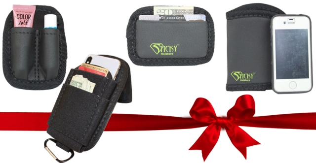 An Everyday Carry Christmas: Essential Carrying Solutions with Eric Rice of Sticky Holsters