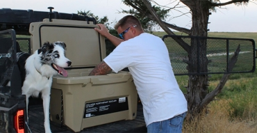 Customize Your RANGER: 60 Quart Northstar Cooler
