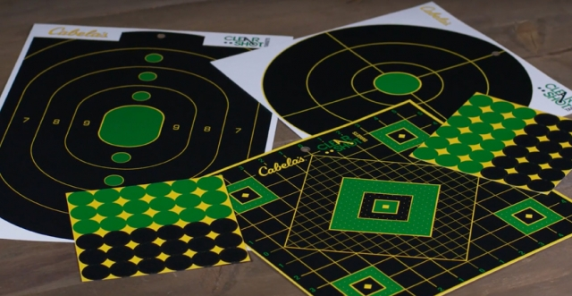 Buy or Bust – Cabela's Clear Shot Targets