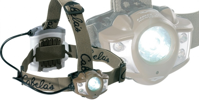 Buy or Bust – Cabela's Alaskan Guide XP Headlamp by Princeton Tec