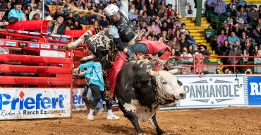 "Bull Riding and ""Built To Take a Hit"" with Trey Benton"