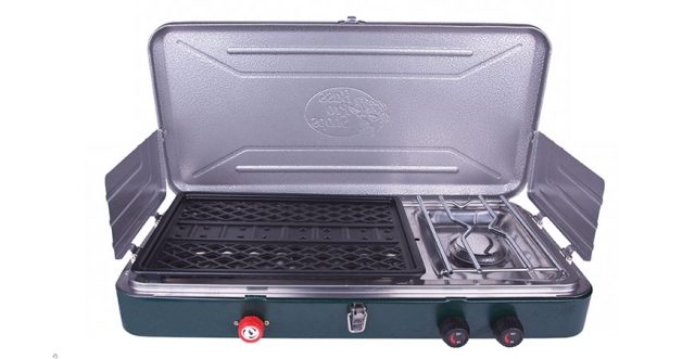 Buy or Bust – Bass Pro Shops High Output Propane Grill and Stove