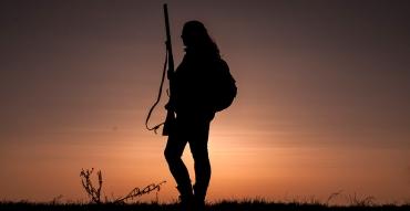 Underestimating Women Who Hunt