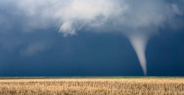 Stay Alert In Tornado Season