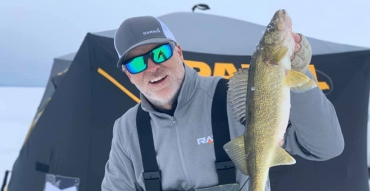 Hard Water Fishing Tips, Tactics and Gear with Steve Pennaz