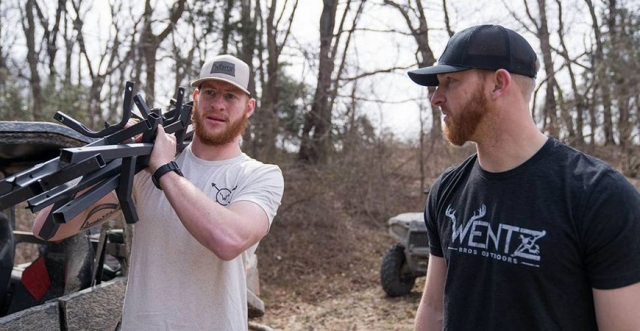 "From the Backwoods to the NFL: An Inside Look at ""Wentz Bros Outdoors"""