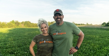 Growing and Tagging Bigger Bucks: Lee & Tiffany Lakosky on Whitetail Nutrition and Management