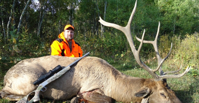 Elk Hunting Tactics with Steve West