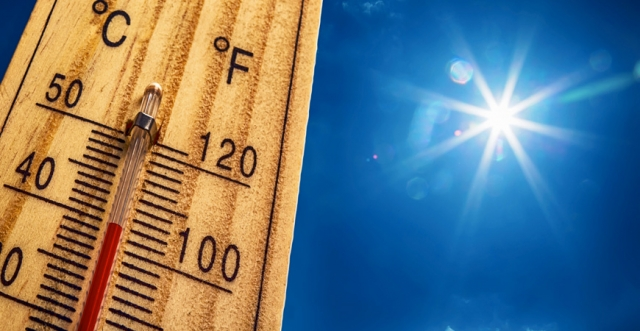 Over Exposure To The Sun: Avoid Hyperthermia