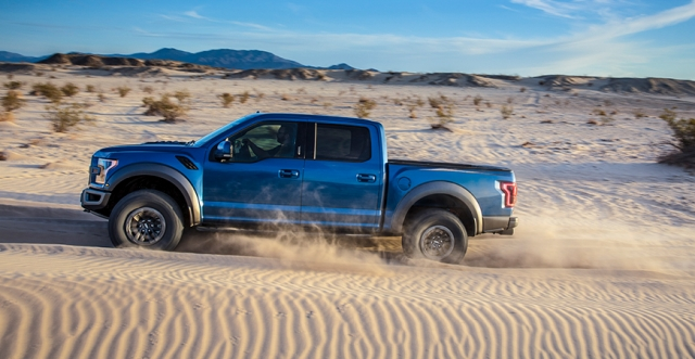 The Origins of Off-Roading and Pioneering New Trails with the 2019 Ford Raptor