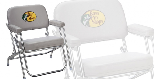 Buy or Bust – Bass Pro Shops Aluminum Folding Chair