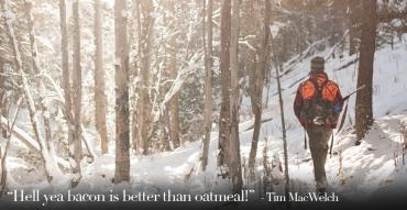 Winter Calorie Consumption