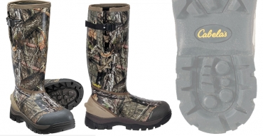 Buy or Bust – Cabela's Men's Zoned Comfort Trac Rubber Boots