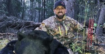 Archery Black Bear With Tim Anello