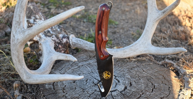 Choosing a Fixed-Blade Hunting Knife