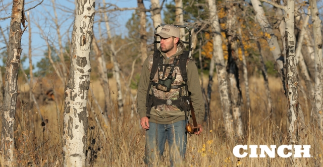 Gear Up & Get Out with CINCH