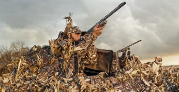 Cold Weather Waterfowling with Chad Belding
