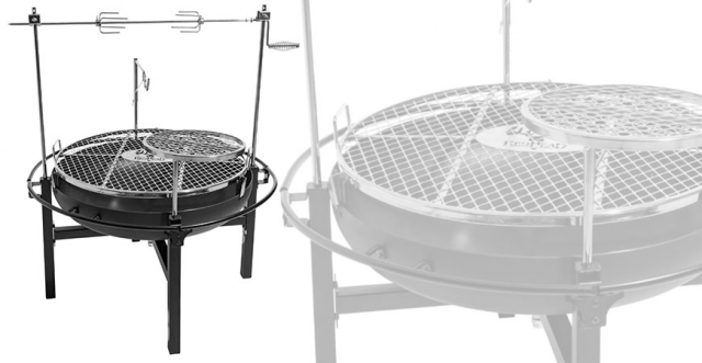 Buy or Bust – RedHead Cowboy Fire Pit Grill