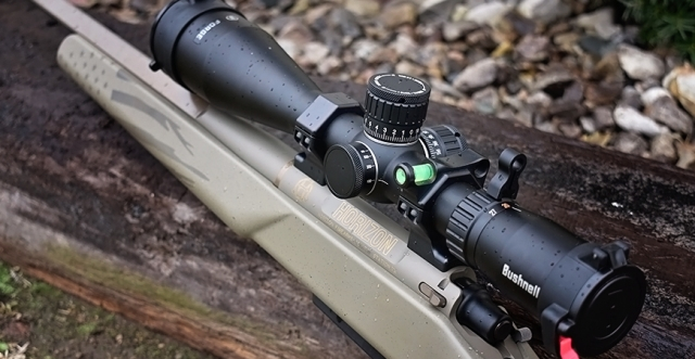 Clarity: Riflescopes and Binoculars with Bushnell