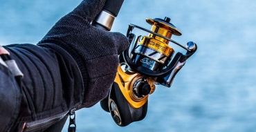 Buy or Bust – Tackobox Smart Connect Gold Series Spinning Reel with Bluetooth