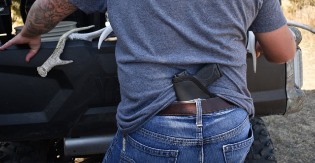 Concealed Carry: A Guide for Personal Protection